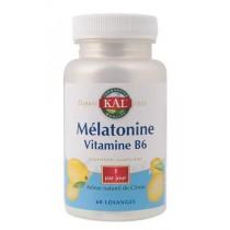 Mélatonine Vitamine B6 1.9mg