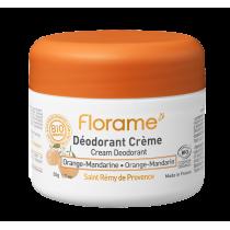 Déodorant crème orange...