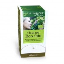 Tisane Bon foie Hildegarde...