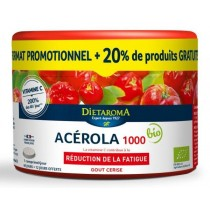 Acérola 1000 60cp + 20%...