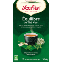 Yogi Tea Equilibre du Thé vert