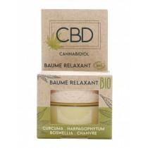 Baume CBD relaxant