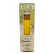 Huile CBD relaxante 30ml