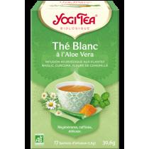 Yogi Tea Thé Blanc Aloe Vera