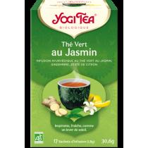 Yogi tea Thé vert au jasmin