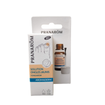 Solution Ongles jaunis -...