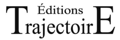 Editions Trajectoire